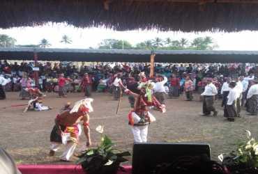 Pagelaran Budaya untuk Kelestarian Hutan Pulau Sumba