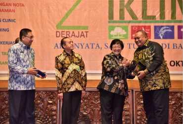 33 Lokasi Raih Penghargaan Program Kampung Iklim Tahun 2018