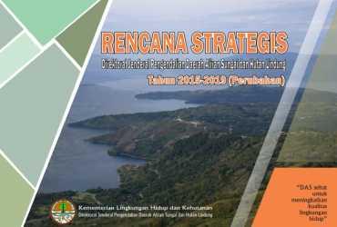 RENSTRA Direktorat Jenderal Daerah Aliran Sungai dan Hutan Lindung
