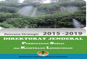 RENSTRA Direktorat Jenderal Perhutanan Sosial dan Kemitraan Lingkungan