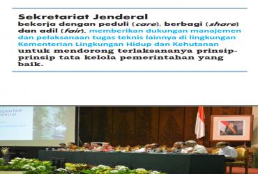 RENSTRA Sekretariat Jenderal