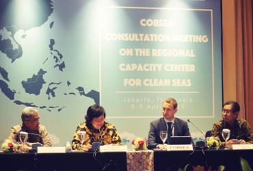 Regional Capacity Center For Clean Seas Segera Dibangun Di Indonesia