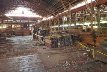 Pengadilan Jakarta Pusat Menolak Praperadilan Tersangka Kasus Kayu Ilegal