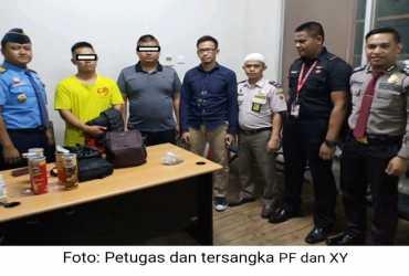 KLHK Ungkap Perdagangan Ilegal Sisik Trenggiling dan Kulit Harimau di Medan dan Bukit Tinggi