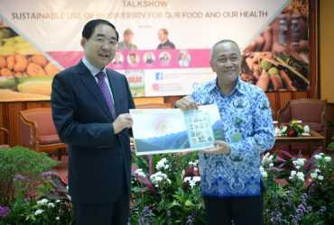 Keanekaragaman Hayati Indonesia Menjadi Sumber Pangan dan Kesehatan Dunia