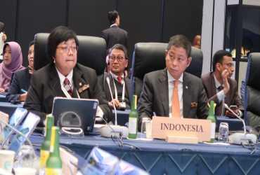 Di Pertemuan G20, Indonesia Angkat Langkah Sistematis Sektor Lingkungan Hidup dan Energi
