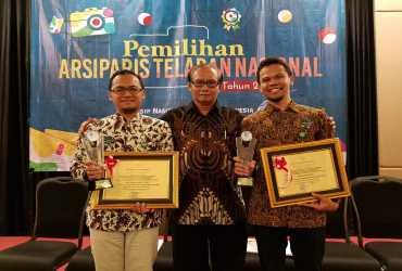 Arsiparis KLHK Raih Penghargaan Arsiparis Teladan Nasional