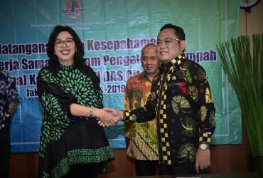 KLHK Beri Bantuan ke 5 Kabupaten untuk Pulihkan DAS Citarum