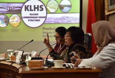 KLHS Cepat Ibukota Baru, Selesai Bulan November