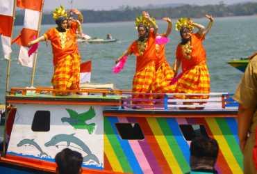 Pesta Pesona Pulau Suwangi di TWA Pulau Burung dan Pulau Suwangi