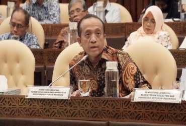 KLHK Usulkan Dua RUU Masuk Prolegnas Tahun 2020-2024