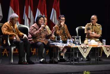 Menteri LHK: Transformasi Ekonomi dengan Konfigurasi Bisnis Baru Kehutanan dan Lingkungan
