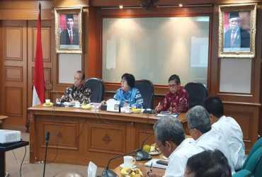 Terima DIPA 2020, Menteri LHK Rapatkan Barisan Percepat Implementasi