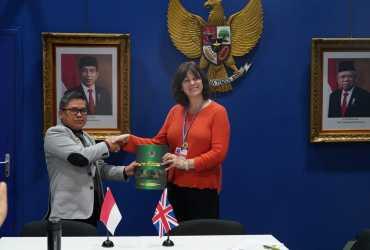 Presiden COP 26 Dukung Upaya Pencapaian NDC Indonesia
