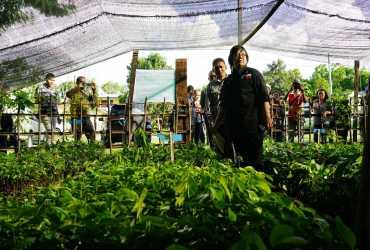 Pembangunan Persemaian Modern Mendukung Wisata Labuan Bajo