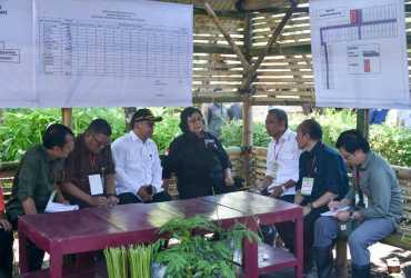 Menteri LHK Tindak Lanjuti Arahan Lapangan Presiden secara Teknis, Sistematis,