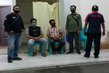 Dua Aktor Intelektual Kasus Pembalakan Ilegal di Mempawah Ditetapkan Sebagai Tersangka