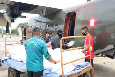 TMC Tahap II Cegah Karhutla di Riau