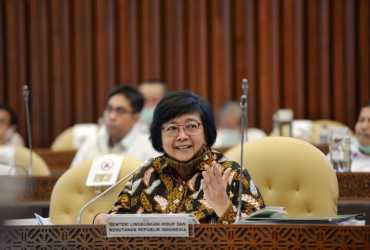 Raker dengan Menteri LHK, Komisi IV Memahami Agenda Food Estate