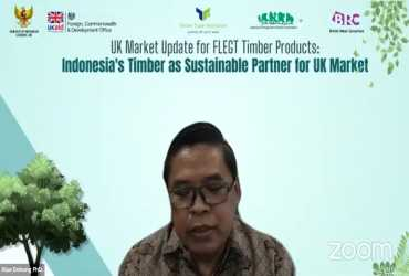 Produk Kayu Lestari Indonesia Semakin Dipercaya Pasar Inggris