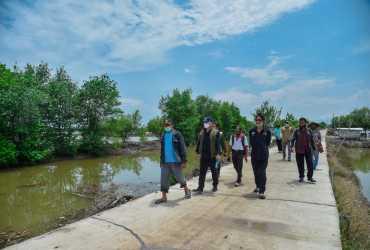 Mangrove Lestari, Masyarakat Sejahtera