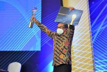 KLHK Raih Penghargaan Bhumandala Rajata