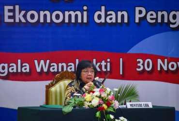 Menteri LHK Harap Anggaran Kegiatan 2021 dapat Gerakkan Perekonomian