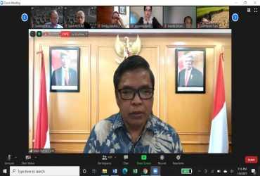 Pojok Iklim Perdana 2021 Fokuskan Aksi Mitigasi Dan Adaptasi Menuju