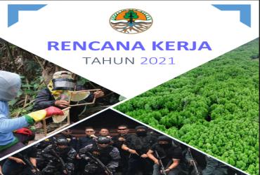 Dokumen Renstra Eselon 1 KLHK (13 Eselon 1) Periode 2020 - 2024