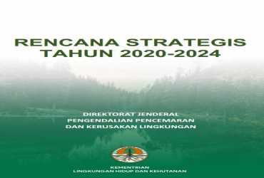 RENSTRA DITJEN PPKL 2020-2024