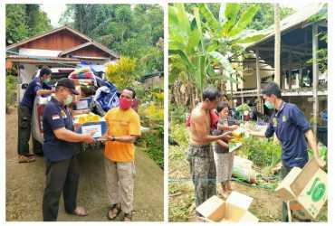 KLHK Turunkan Tim Tadar Bantu Korban Gempa Sulbar