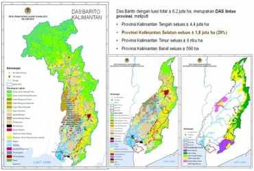 Hanya 5,79 Persen Luas IPPKH Tambang Di Kalimantan Selatan