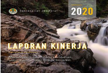 Laporan Kinerja Sekretariat Jenderal 2020