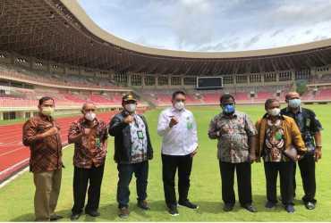PON XX, Dirjen PPI Pastikan Papua Bebas Kabut Asap