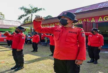 Kunjungi Daops Manggala Agni Dumai, Menteri LHK: Jangan Sampai Terjadi Duet Bencana