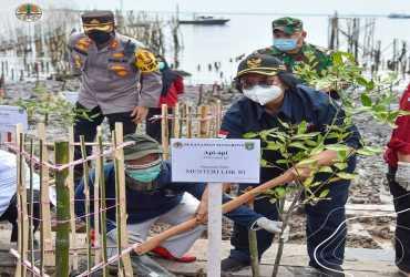 Program Pemulihan Ekonomi Nasional (PEN) di Provinsi Riau Tahun 2021