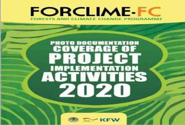 Album Foto Tahunan FORCLIME 2020