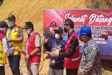 Pembangunan Jalan di Kapuas Hulu : Komisi V DPR RI